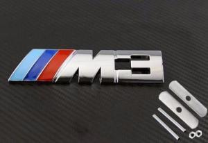 bmw m3 emblem till grillen