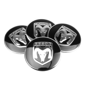 dodge hjulnav emblem fälgemblem