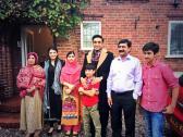 @BBhuttoZardari Spent the morning in Birmingham with @MalalaFund & her family @ZiauddinY 4