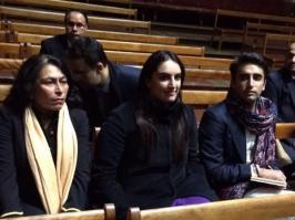 @TeamBilawalPPP Glowing tributes to the Daughter of the East #SMBB at @OxfordUnion Death cannot kill what never dies #BhuttoReturns