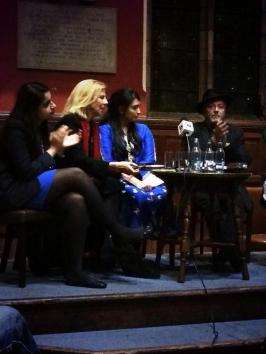 @TeamBilawalPPP #SMBB ws the 1st Asian Woman President of OxfordUnion @AseefaBZ is the 1st frm her kids 2 speak there #BhuttoReturns