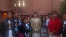 @wajahatullahkh7 #TeamBilawal Group pic with @barristeraamir