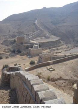 @Sindhleak Ranni Kot Castle #Sindh #BeautifulPakistan