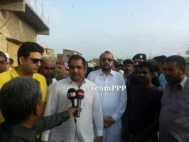 @ibrohi31 Cleaning of Lyari Nullah Machar Colony Nullah & other drains Akhtar Jadoon instructed to speed up the work 42