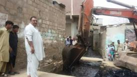 @ibrohi31 PS128 #PPP Govt bodies were alert and have been mobilised to prevent inconvenience during the rainy season #Karachi 3