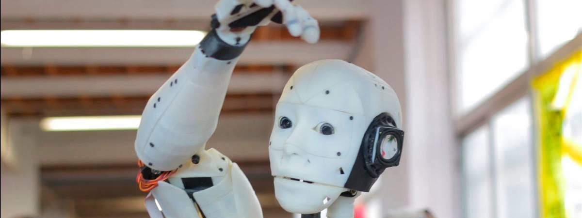 Maker Faire Bilbao Robot