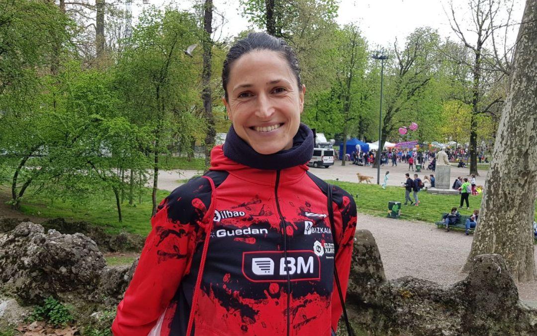 Elena Loyo, record de Euskadi de Maratón