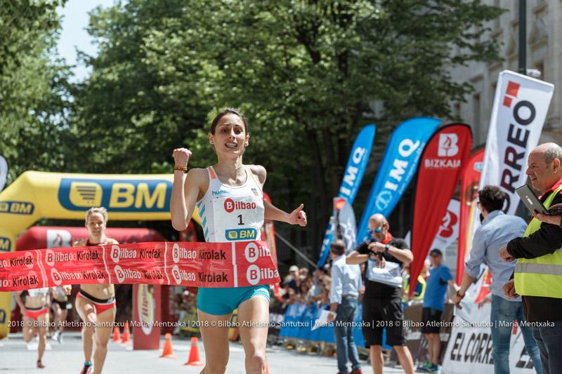 Las campeonas de 1500 y milla Esther Guerrero y Solange Pereira encabezarán la representación femenina española