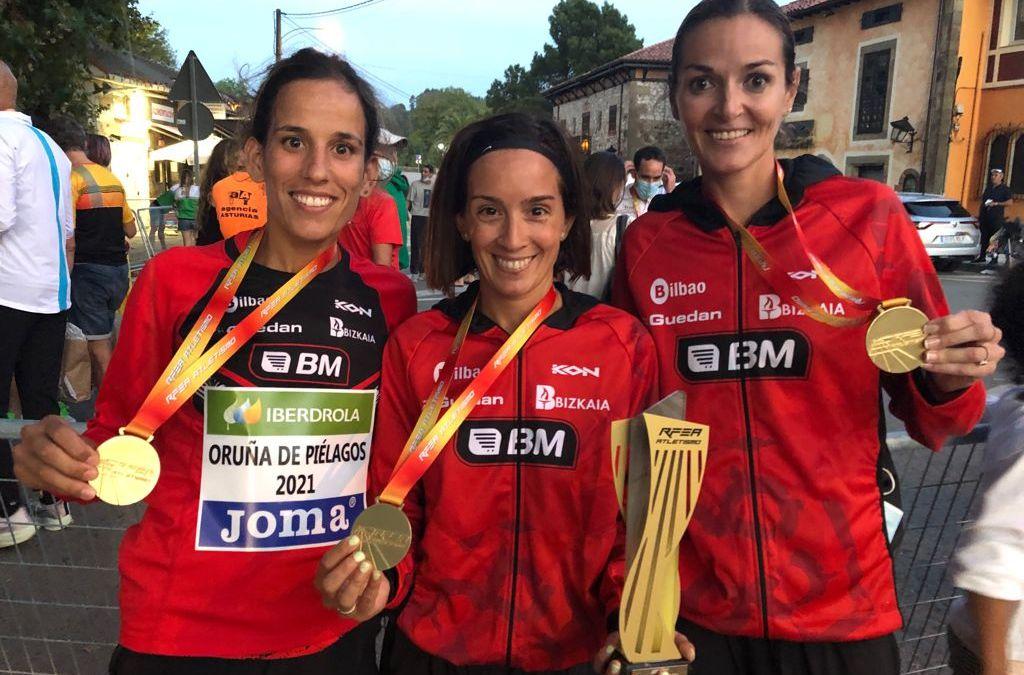 El BM Bilbao revalida el título en Media Maratón