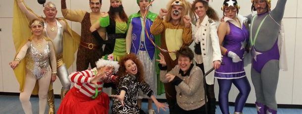 """Carnavales 2015 """"El Circo"""""""