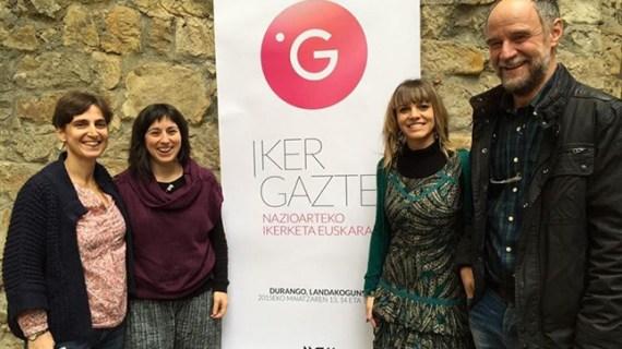 IkerGazte 2015 kongresura artikuluak bidaltzeko epea irekita dago