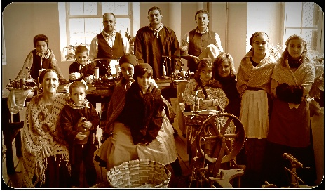 Un taller familiar nos muestra el trabajo de hace un siglo en la Fábrica de Boinas La Encartada