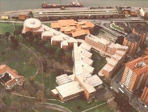 Facultad de Ciencias Económicas y Empresariales de la UPV/EHU. FOTO: ehu.es.