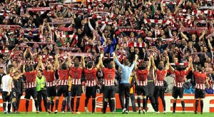 Equipo Athletic Club de Bilbao.