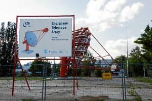 Proyecto Cherenkov Telescope Array.