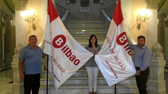 La 'Bandera de Bilbao' se celebrará el próximo sábado