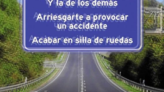 Bilbao presenta un simulador de conducción etílica para concienciar sobre los peligros de la conducción bajo los efectos del alcohol