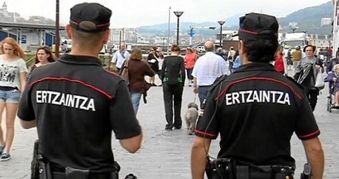 La Ertzaintza y la Policía Municipal de Bilbao inciden en la coordinación en el comienzo de la Aste Nagusia