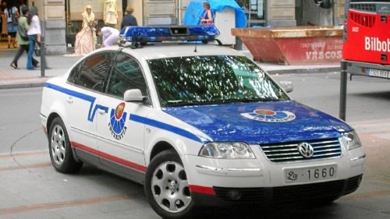 Detenidos tras asaltar una tienda de bicicletas de Sopelana