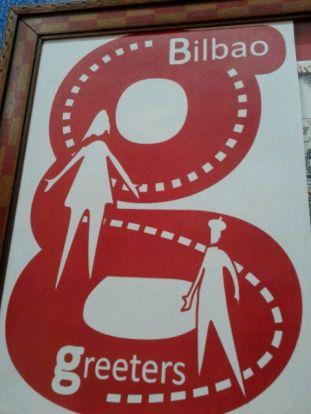 La G de Bilbao Greeters