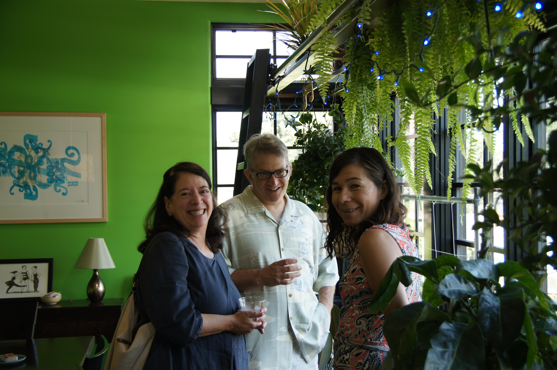 Joe, Julie and Andrea