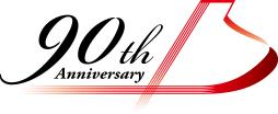 90th Anniversary logo_Black
