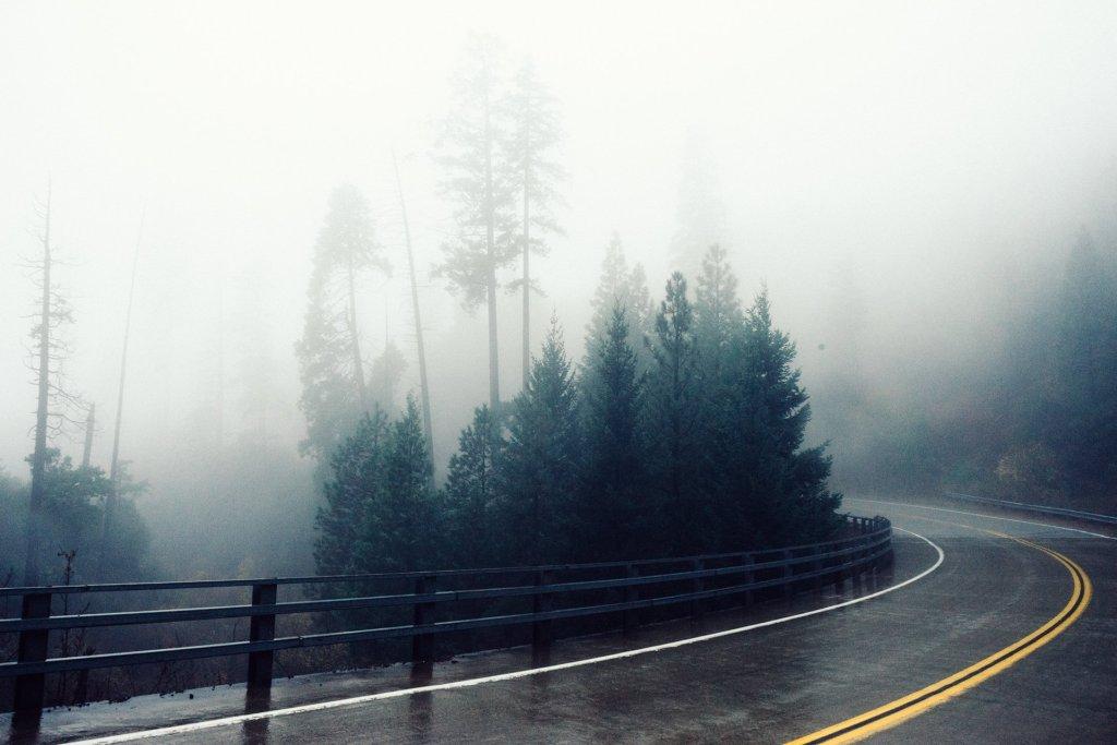 Wet Mountain Road