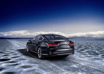 Lexus LS 500 2018 Back