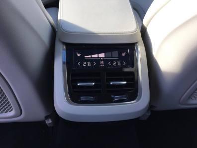 Volvo S90 Clima Control