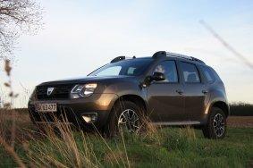 Dacia Duster Black Shadow