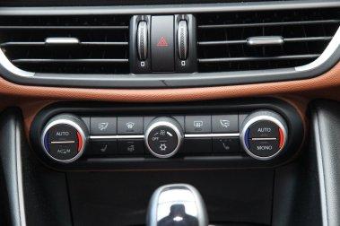 Alfa Romeo Giulia - Klimaanlæg
