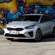 KIA ProCeed GT forfra