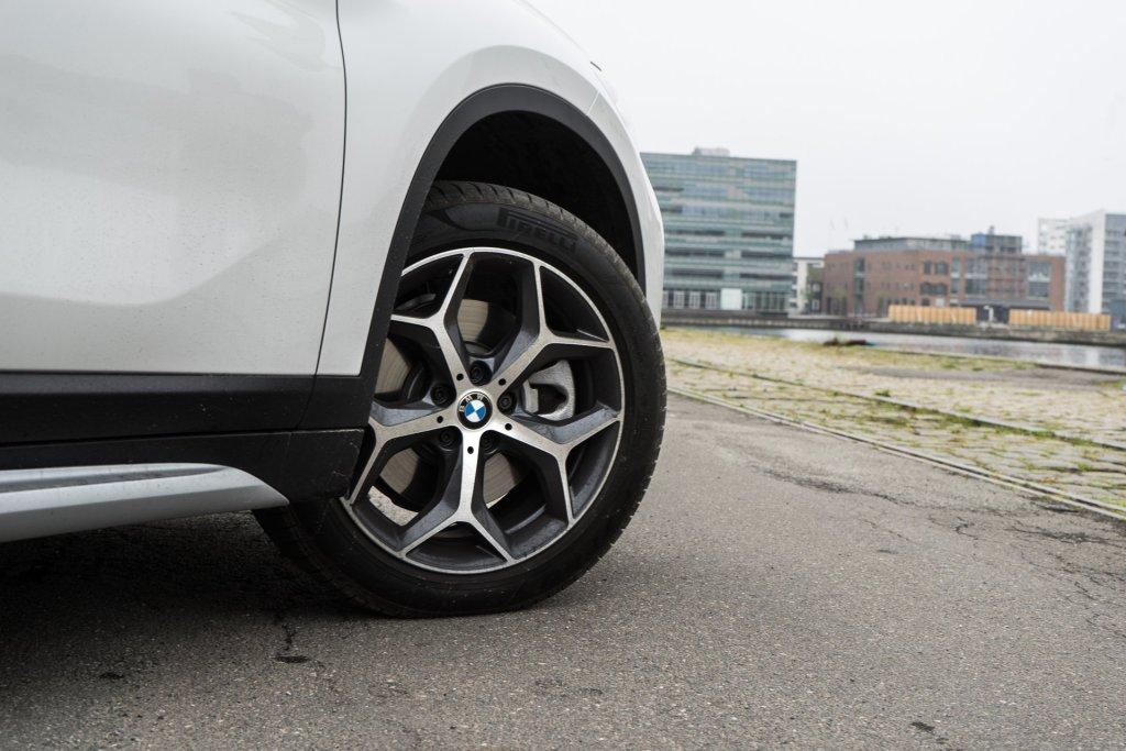 BMW X1 fælg