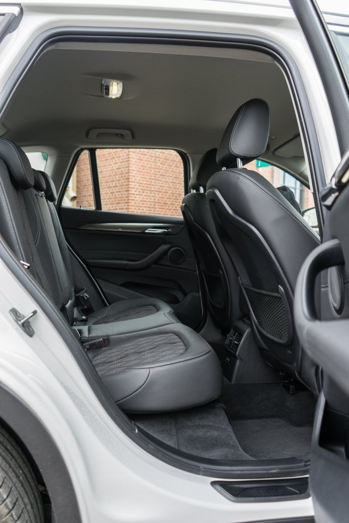 BMW X1 bagsæde