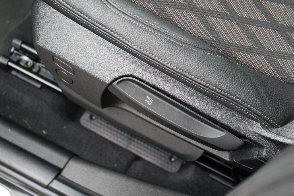 BMW X1 højdejustering