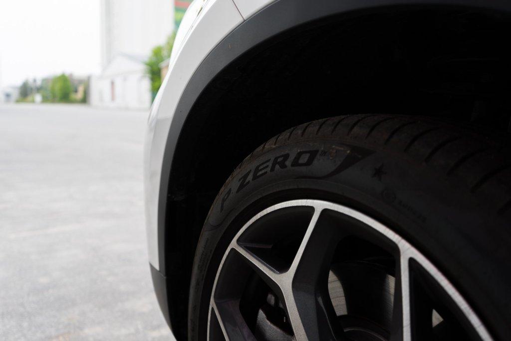 BMW X1 dæk