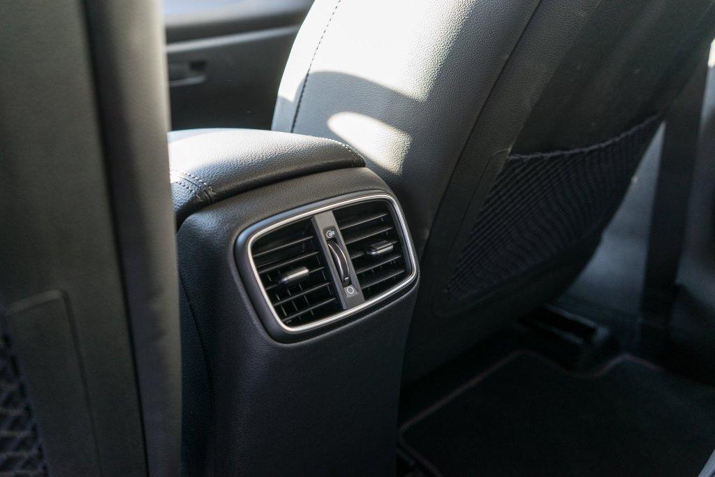Hyundai i30 N-Line ventillation