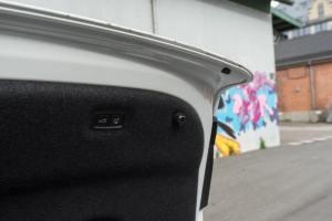Porsche Taycan bagklap