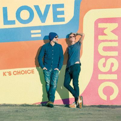 Afbeeldingsresultaat voor K's Choice-Love = Music