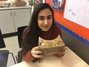 Parisa Zamani, 18