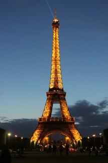 Eiffel Tower Bilbyandbear