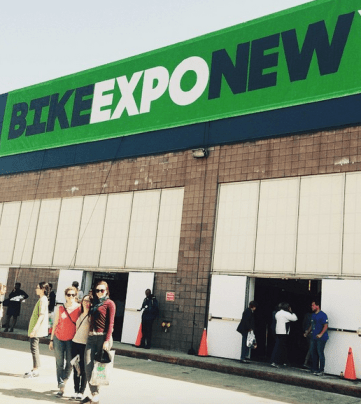 New York Bike expo