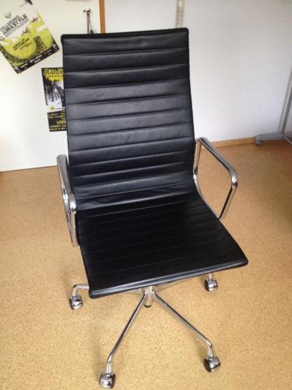 Alu Chair Burostuhl Designermobel Klassiker