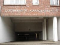 Garagenstellplatz (Duplex) in Bahrenfeld