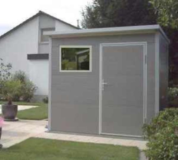 Gartenhaus Gerätehaus Stahl Restposten Musterartikel Reduziert