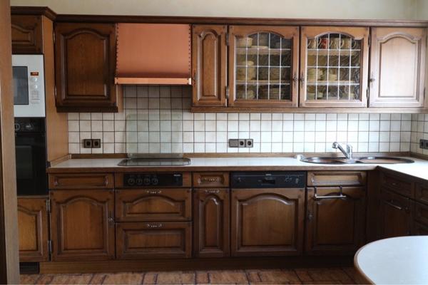 Eiche Rustikal Küche Gebraucht