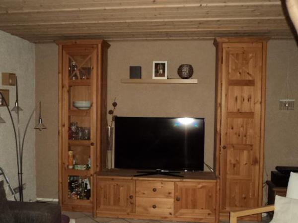 Moderner Wohnzimmerschrank Kiefer Massiv in Elztal  Wohnzimmerschrnke Anbauwnde kaufen und