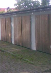 Garage in Bremerhaven Lehe zu vermieten