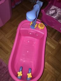 Baby Born Badewanne Dusche gebraucht kaufen! Nur 3 St. bis ...