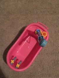 Baby Born Badewanne Dusche gebraucht kaufen! Nur 4 St. bis ...